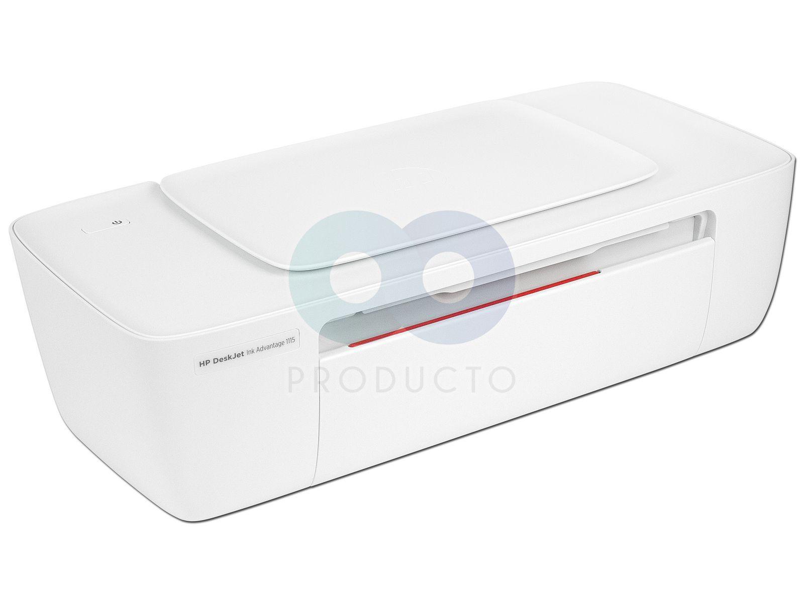 Impresora De Inyecci 243 N De Tinta A Color Hp Deskjet Ink