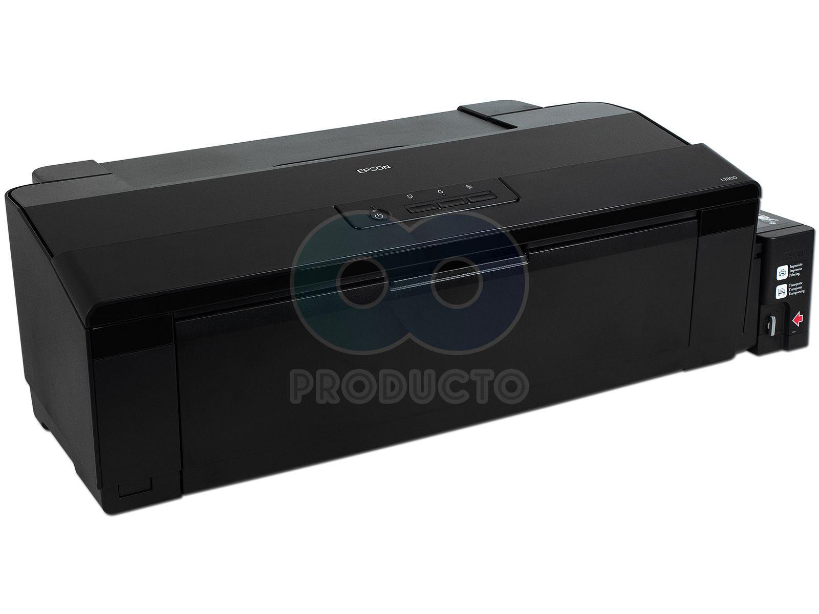 Impresora Epson Ecotank L1800 Con Sistema De Tanques De