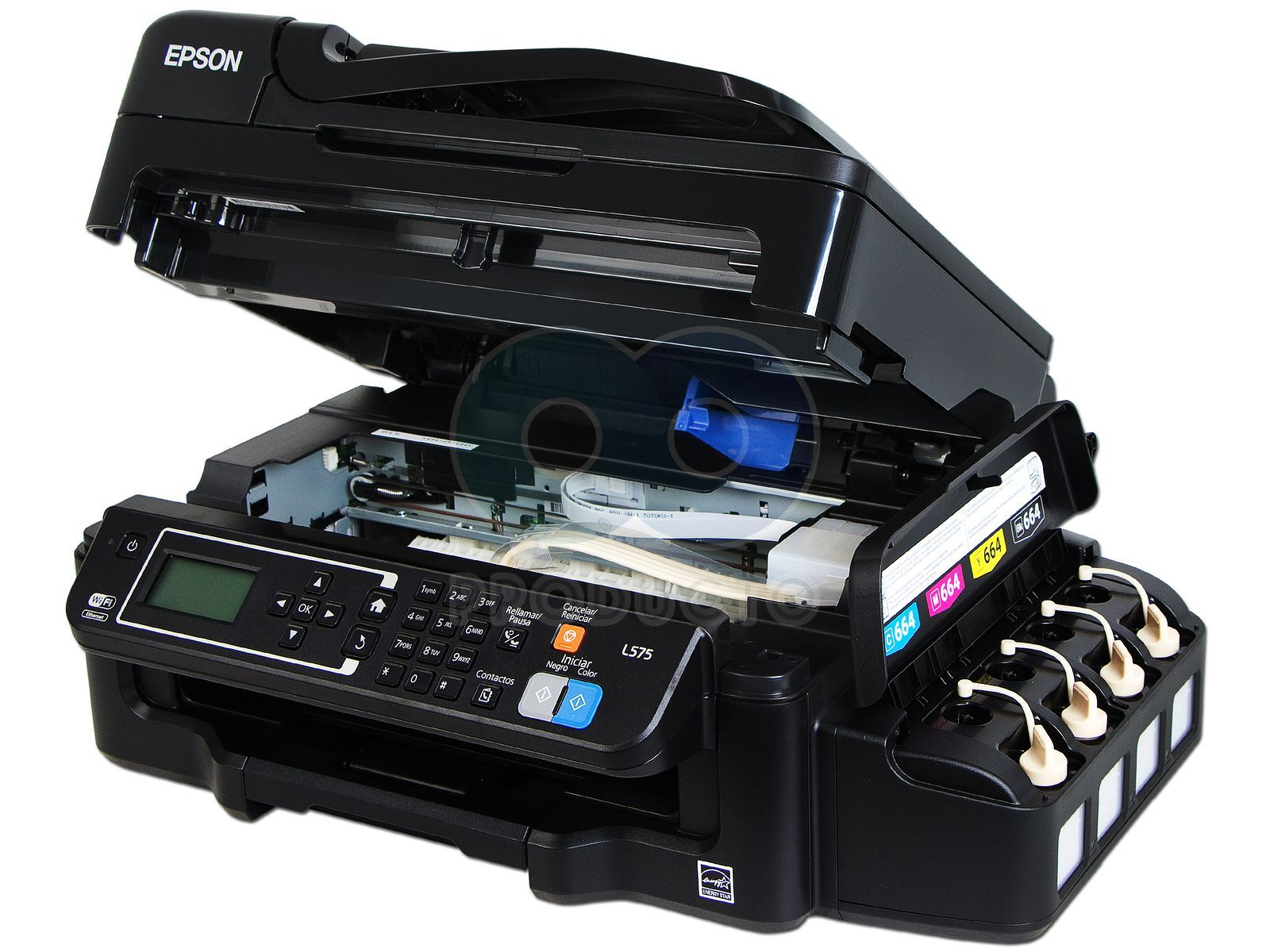 Multifuncional De Inyecci 243 N Epson Ecotank L575 Impresora