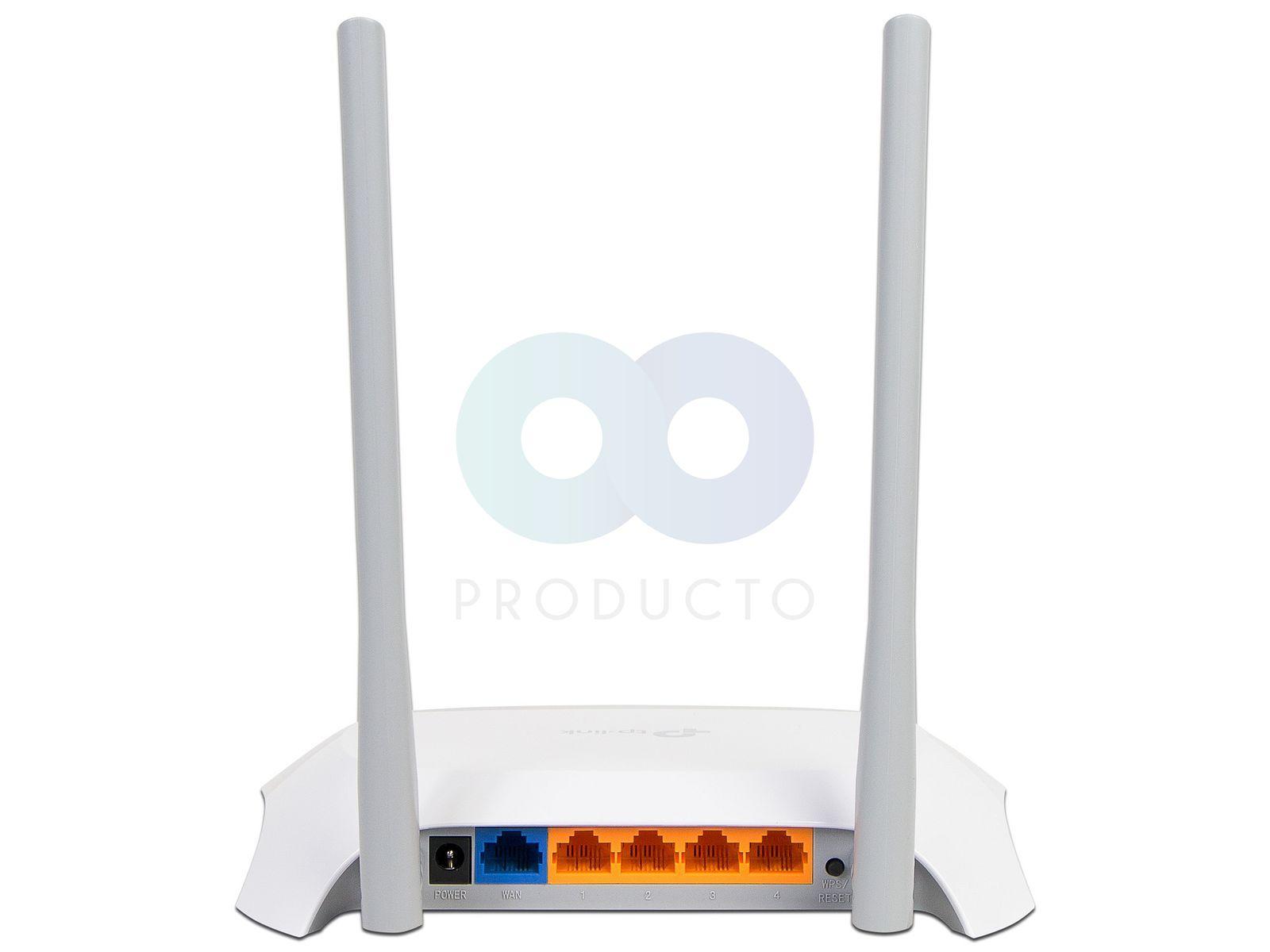 Ruteador Inalmbrico Tp Link Tl Wr840n V2 De 4 Puertos Rj 45 10 100 Wr 840n Wireless Router Tplink 300mbps Hasta