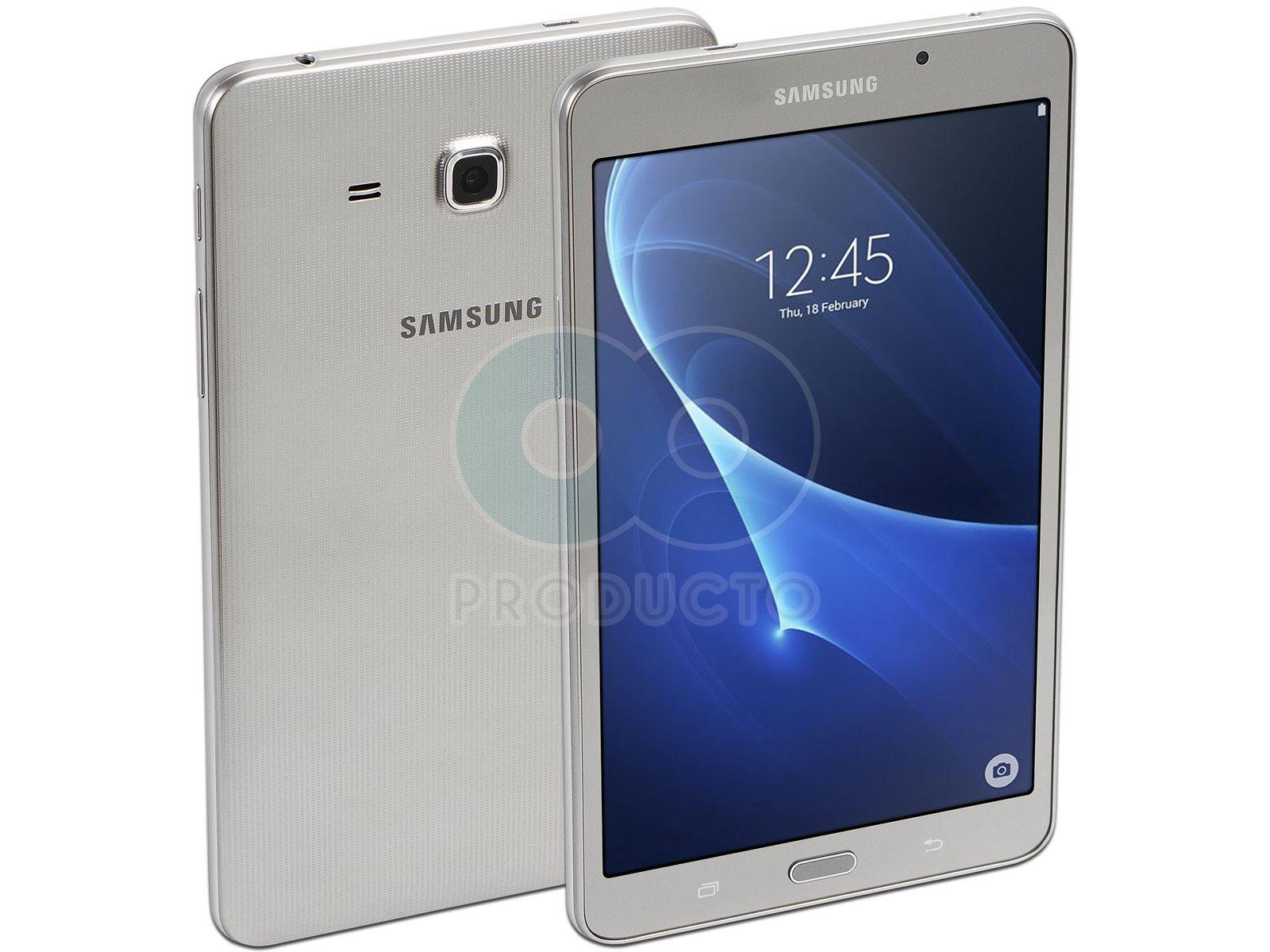tablet samsung galaxy tab a6 procesador quad core ghz memoria ram de 1 5gb. Black Bedroom Furniture Sets. Home Design Ideas