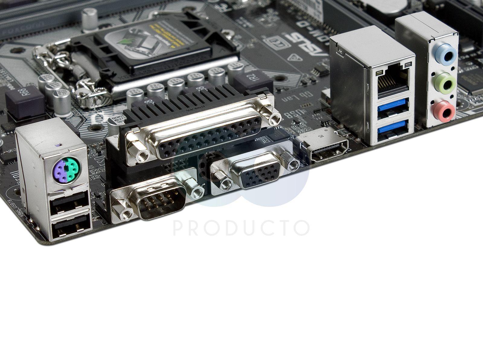 ASUS H110M-D Realtek LAN Windows 7