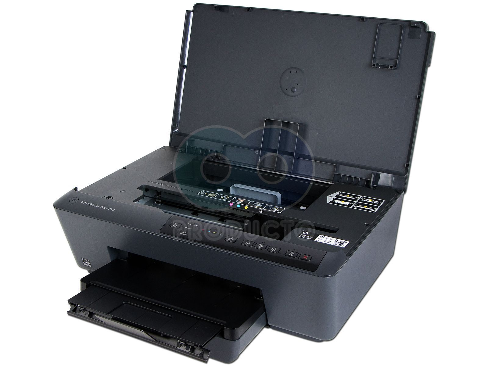 Impresora De Inyecci 243 N De Tinta A Color Hp Officejet Pro