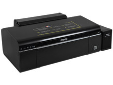 Impresora Fotográfica Epson EcoTank L805, resolución hasta 5760 x 1440 dpi. Sistema de Tanques de Tinta, Wi-Fi, USB.