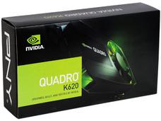 Tarjeta Gráfica NVIDIA PNY Quadro K620, 2GB GDDR3, 1xDVI, 1xDisplayPort, PCI Express x16 2.0