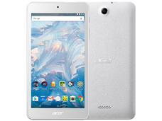 Tablet Acer Iconia B1-790-K30B: Procesador MediaTek MT8163 (1.3GHz), Memoria RAM de 1GB, Almacenamiento 8GB, Pantalla Multi-Touch de 7