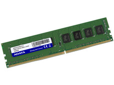 Memoria ADATA DDR4, PC4-17000 (2133 MHz), CL15, 4 GB.