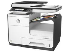 Multifuncional de inyección HP PageWide Pro 477DW, Impresora, Copiadora, Escáner y Fax, Ethernet, USB.