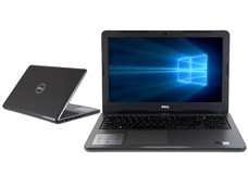 Notebook DELL Inspiron 15-5567: CPU Intel Core i7 7500U (hasta 3.50 GHz), D.D. 2TB, RAM 16GB DDR4, Gráficos AMD Radeon R7 M445, Pantalla 15.6