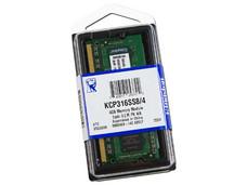 Memoria Kingston SODIMM DDR3 PC3-12800 (1600 MHz) 4 GB.