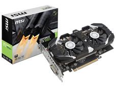 Tarjeta Gráfica NVIDIA MSI GeForce GTX 1050Ti 4GT OC, 4GB GDDR5, 1xHDMI, 1xDVI, 1xDisplayPort, PCI Express x16 3.0