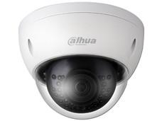 Cámara de vigilancia tipo domo Dahua IPCHDBW1320E36 de 3MP 1080p con tecnología Luz IR hasta 30m.