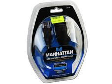 Convertidor Manhattan de USB a Puerto Serial