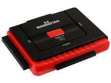 Adaptador Manhattan USB 2.0 a SATA/ IDE