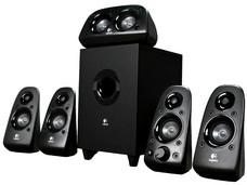 Bocinas Logitech Z506 Surround Sound 5.1