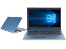 Notebook Lenovo Ideapad 320-15IKB: CPU Intel Core i7 7500U (hasta 3.50 GHz), D.D. 2TB, RAM 8GB DDR4, Gráficos GeForce GTX 940MX, Pantalla 15.6