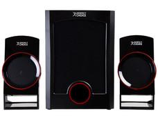 Bocinas Perfect Choice Zen 2.1 de 1000 Watts PMPO