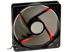 Ventilador Cooler Master, 120 mm con 4 Leds Rojos, 2000 RPM, 19dBA