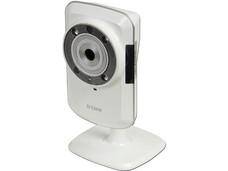 Cámara Web IP D-Link DCS-932L Wireless-N para Monitoreo Doméstico por Internet, Día/Noche (con cámara Infrarroja).