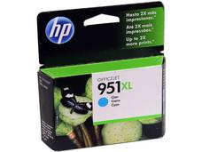 Cartucho de Tinta HP 951XL Cian, Modelo: CN046AL.