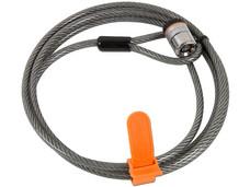 Cable de Seguridad Micro Saver con Candado de llave para Laptop, Marca Kensington