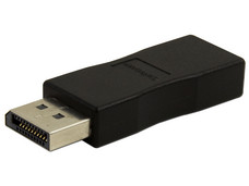 Adaptador StarTech de DisplayPort a HDMI (M-H).