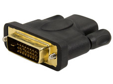 Adaptador StarTech de Video HDMI a DVI-D (H-M).