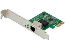 Tarjeta de Red TP-Link Gigabit Ethernet, 10/100/1000, PCI Express.