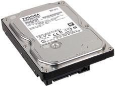 Disco Duro Toshiba 1TB, Caché 32MB, 7200 RPM, SATA III (6.0 Gb/s)