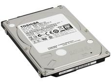 Disco Duro para Laptop Toshiba de 1 TB, Caché 8MB, 5400 RPM, SATA