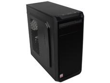 Gabinete Acteck Lisse Micro-ATX con fuente de 500W.