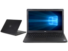 Notebook DELL Latitude E3580: CPU Intel Core i5 6200U (hasta 2.8 GHz), D.D. 1TB, RAM 8GB DDR4, Gráficos HD Graphics 520, Pantalla 15.6