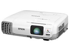 Proyector Epson PowerLite W29, Resolución de 1280 x 800, Contraste 10,000:1 y 3,000 ANSI-Lumens.