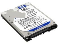 Disco Duro para Laptop Western Digital Blue de 1 TB, 5400 RPM, 8MB, SATA III (6.0 Gb/s).