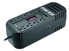 Regulador Forza FVR-2201M, 2200VA/1100W, 8 Contactos.