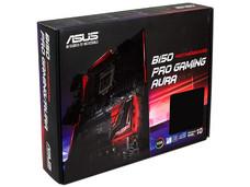 T. Madre Asus B150 PRO GAMING/AURA, Chipset Intel B150, Soporta: Intel Core i7/Core i5/Core i3/Pentium de Socket 1151, Memoria: DDR4 2133 MHz, 64GB Max, Integrado: Audio HD, Red, USB 3.1 y SATA 3.0, ATX, Ptos: 2xPCIEx16, 2xPCIEx1, 2xPCI.