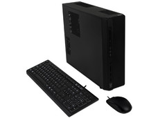 Desktop HP Slim Tower 280, Procesador Intel Core i3 4170 (3.7 GHz), Memoria de 4GB DDR3, Disco Duro 500GB, Video Intel HD Graphics 4400, Unidad Óptica DVD±R/RW, S.O. Windows 10 Pro/Windows 7 Pro