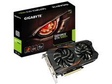Tarjeta Gráfica NVIDIA Gigabyte GeForce GTX 1050Ti Windforce OC, 4GB GDDR5, 3xHDMI, 1xDVI, 1xDisplayPort, PCI Express x16 3.0