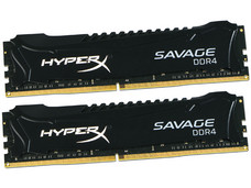 Memoria Kingston Hyper X Savage DDR4 (2800MHz), 16GB (2 x 8GB), Kit con dos piezas de 8GB.