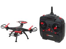 Drone Evorok Eagle 360° con batería de 380 mAh, cámara, soporta MicroSD.
