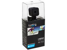 Cámara de Acción GoPro Hero 4 Session, HD 1440p, Wi-Fi, Bluetooh, Sumergible hasta 10 metros.