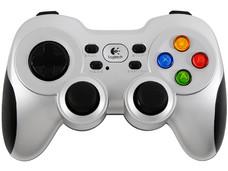 Control Inalámbrico Logitech F710 para PC con Windows o Android TV, USB. Color Blanco.