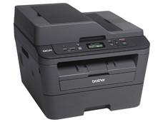 Multifuncional Brother DCP-L2540DW: Impresora Láser Monocromática, Copiadora, Escáner, hasta 30ppm, 2400 x 600 dpi, Wi-Fi, Ethernet, USB.