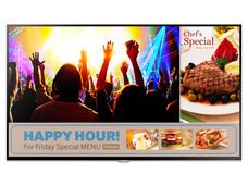 Televisión Samsung Smart Signage de 48
