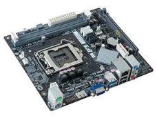 T. Madre ECS H81H3-M4, ChipSet Intel H81 Exp., Soporta: Intel Core i7/ i5/ i3/ Pentium/ Celeron de Socket 1150, Memoria: DDR3 1600/1333 MHz, 16 GB Max, SATA 3.0, USB 3.0, Integrado: Audio HD, Red, Micro-ATX, Ptos: 1xPCIEX16, 1xPCIEX1