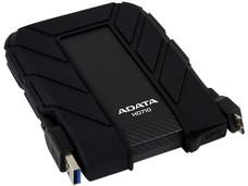 Disco Duro Portátil ADATA DashDrive Durable HD710 de 2 TB a prueba de agua y golpes, USB 3.0.