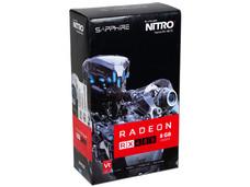 Tarjeta Gráfica AMD Sapphire Radeon RX 480 NITRO+, 8GB GDDR5, 2xHDMI, 1xDVI, 2xDisplayPort, PCI Express x16 3.0