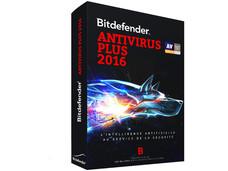 Bitdefender Antivirus Plus 2016, 2 Años (2 Usuarios).