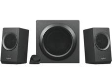 Bocinas Logitech Z337 estéreo 2.1, 40 Watts (RMS), Bluetooth.