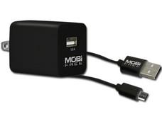 Cargador USB Mobifree MB-01065, Negro